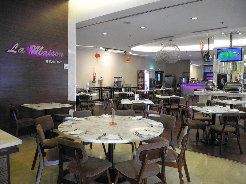 Lobby Restaurante