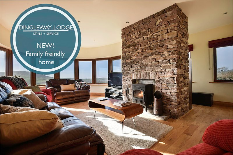 Dingle Way Lodge - NEW! Tranquil Haven, holiday rental in Cloghane