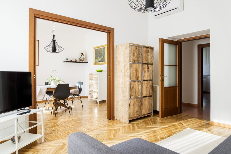 cozy apartment in the heart of Milan