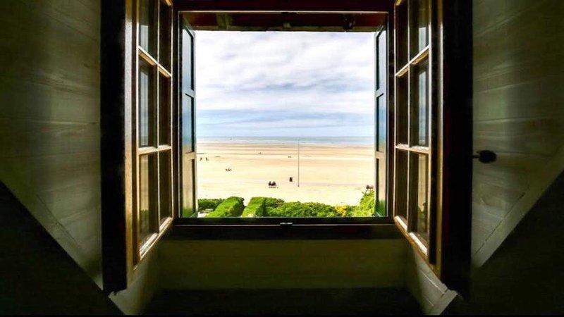Exceptionnel- 140m2 très élégant dans Manoir Normand sur la plage, alquiler de vacaciones en Trouville-sur-Mer