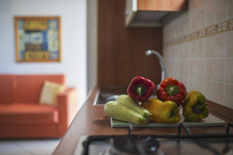 Trilocale a 5 minuti dal lungomare di Capo d'Orlando - Magico Appartamenti Forno, holiday rental in Capo d'Orlando