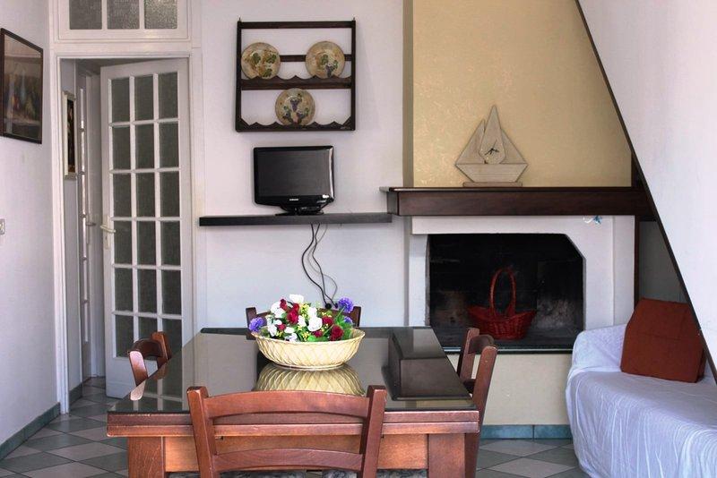Beautiful apartment near the beach, casa vacanza a Padula Bianca