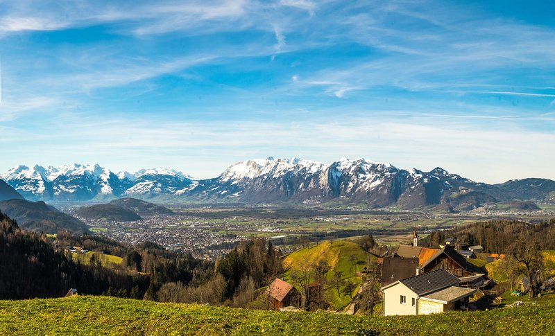 Luxurious Alpine hideaway in the heart of Europe, Ferienwohnung in Vorarlberg