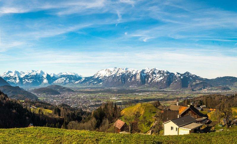 Luxurious Alpine hideaway in the heart of Europe – semesterbostad i Hohenems