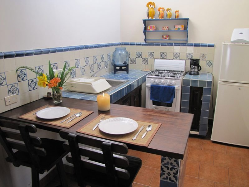 Casita Esquinera -  Junior apartment with kitchenette near Central Park, casa vacanza a Chimaltenango Department