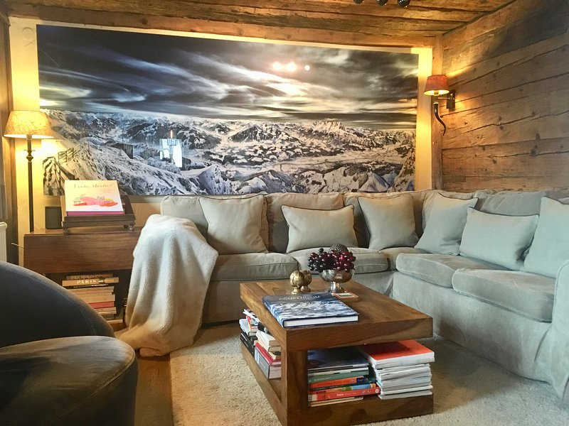 Charming Kitzbühel Boutique wooden Chalet with Sauna, holiday rental in Oberndorf
