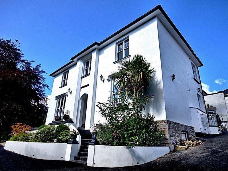 Un appartamento al primo piano superiore in una residenza di un tempo distinto gentiluomo a Tenby