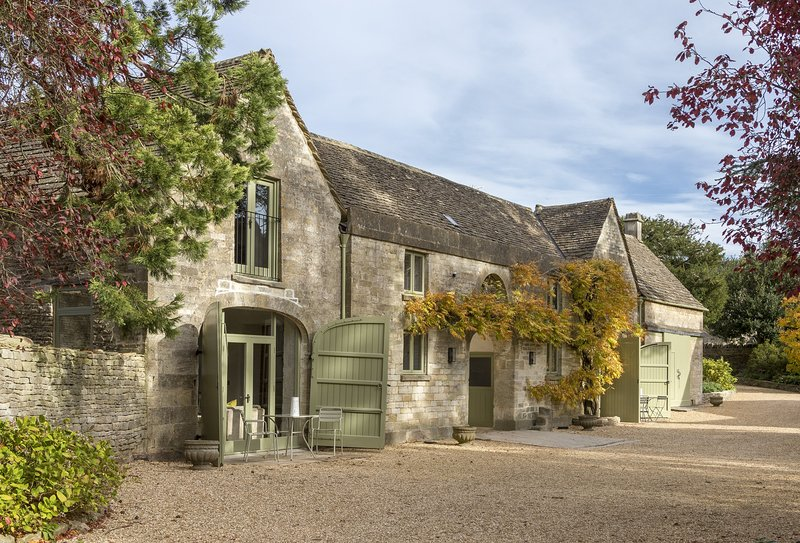 The Coach House and Stables at The Lammas, vacation rental in Chalford