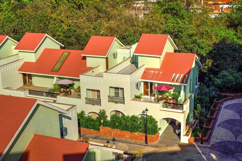 Villa Beachy Bloosom, aluguéis de temporada em Canca