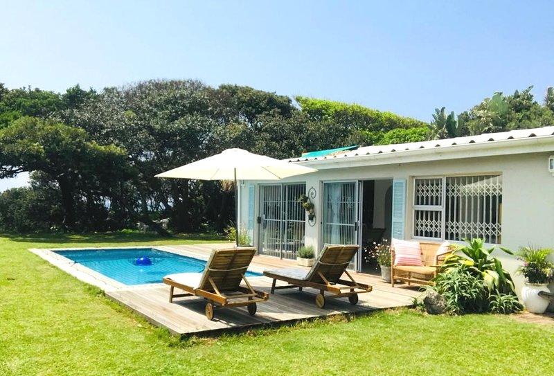 Sky Tyde's Beach House, holiday rental in Port Shepstone