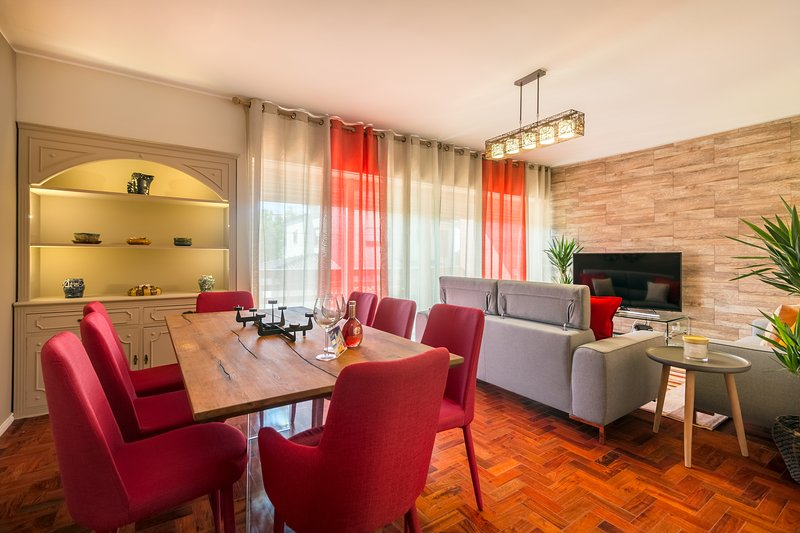 Luxury Stay by the Cascais Coastline, Ferienwohnung in Paco de Arcos