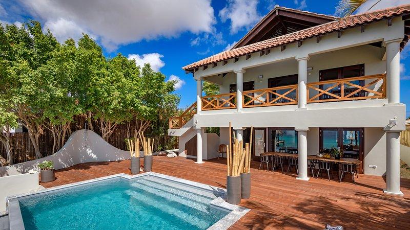 Beach Villa Seru Di Santu, alquiler vacacional en Kralendijk