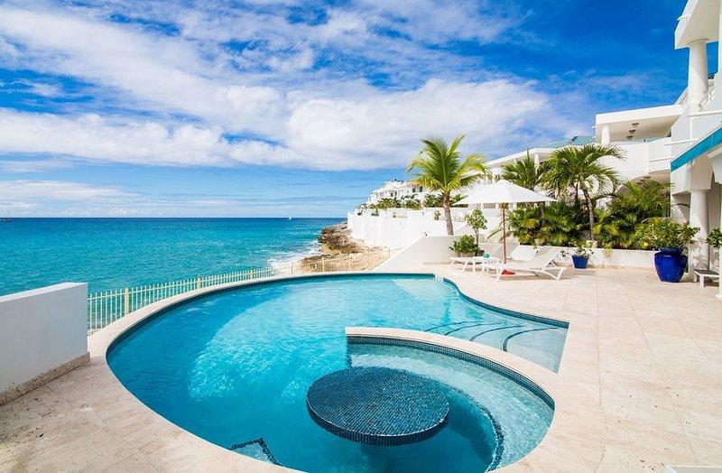 BLUE SHORE ... 3BR location de vacances à Shore Pointe, St Maarten