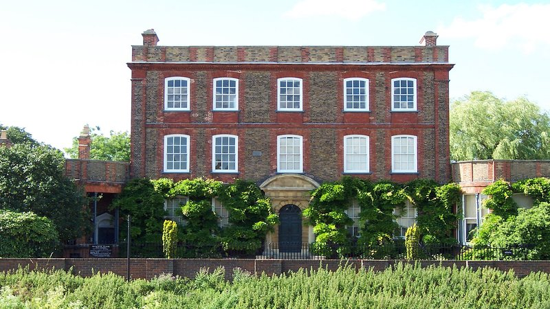 Peckover House National Trust Wisbech