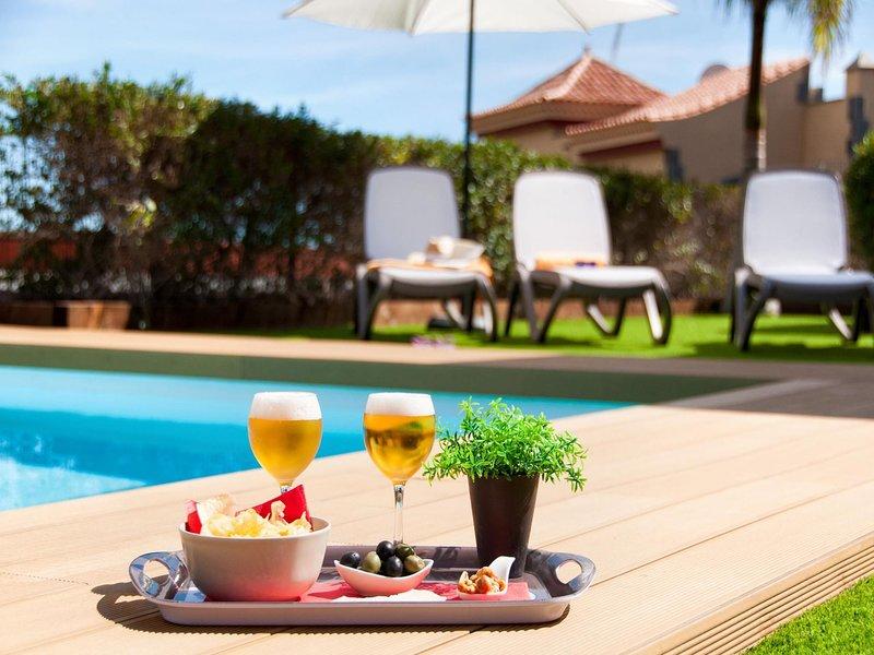 Par 4 Villa 16 | Salobre Golf Holiday Rental, location de vacances à San Bartolome de Tirajana