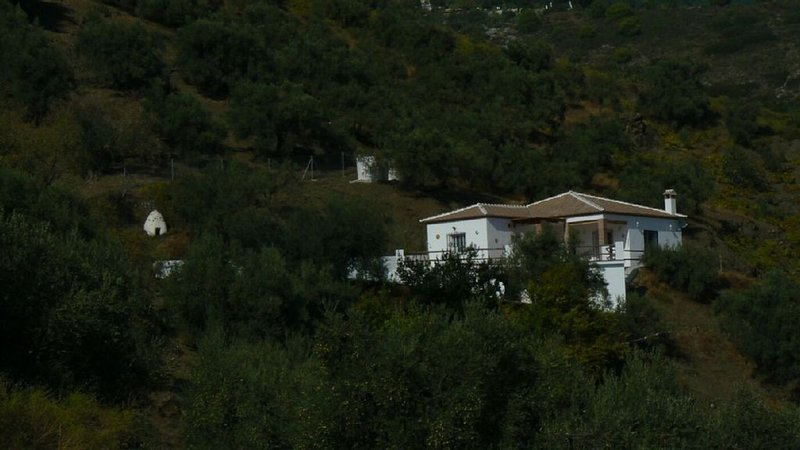Beautiful country villa with pool, holiday rental in Archez