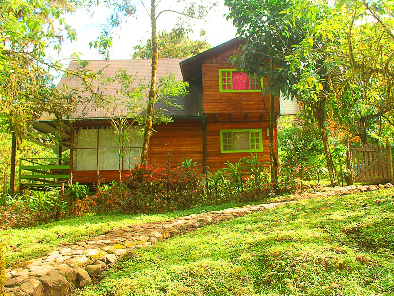 Mindo Eco-Chalet, vacation rental in Mindo