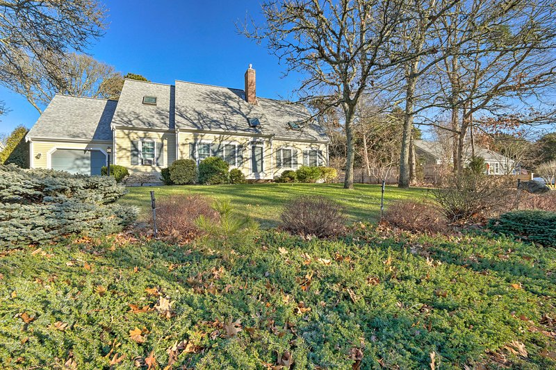This property is situated near all things Cape Cod!