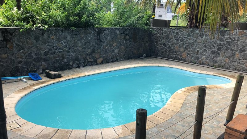Amazing villa with swimming-pool, holiday rental in Baie du Cap