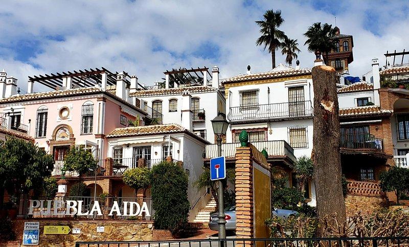 Puebla Aida at Mijas Golf