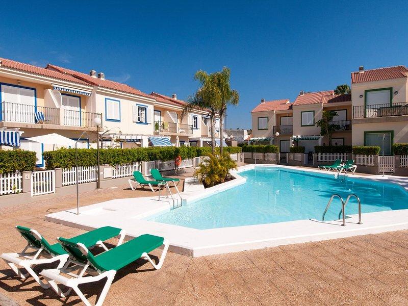 Bungalow Pasito Blanco Marina Port 4 - 2 bedroom, holiday rental in Meloneras