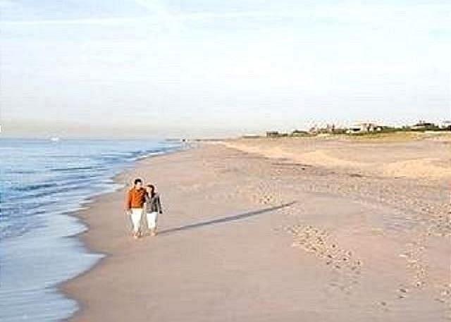 3BR Sea Breeze fireplace Jacuzzi walk to beach vineyards farmstands 1min, location de vacances à Baiting Hollow