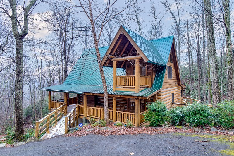 Brookside, vacation rental in Sevierville
