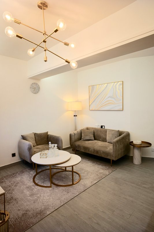 Sala de estar de estilo