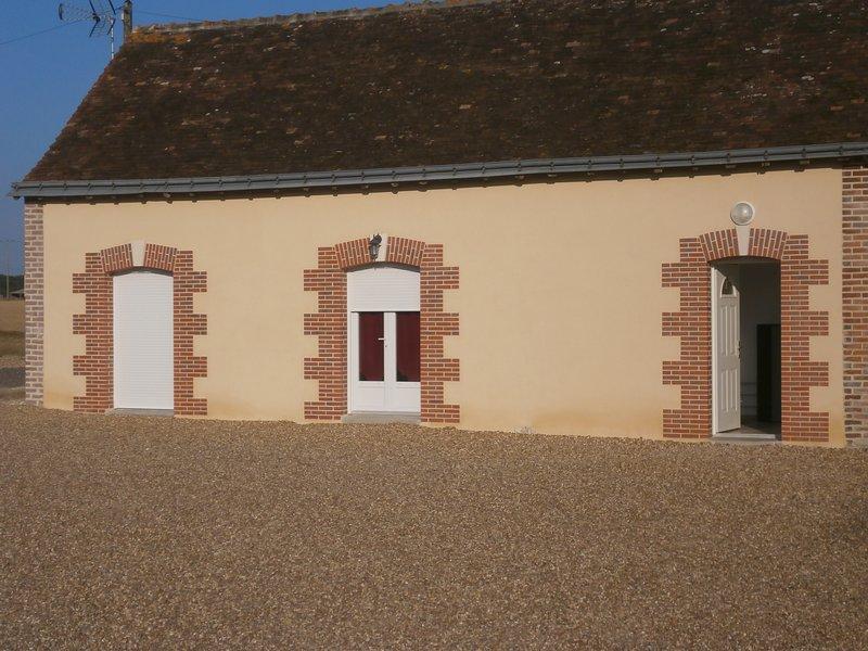 Gîte La Grenouillère, location de vacances à Monthodon