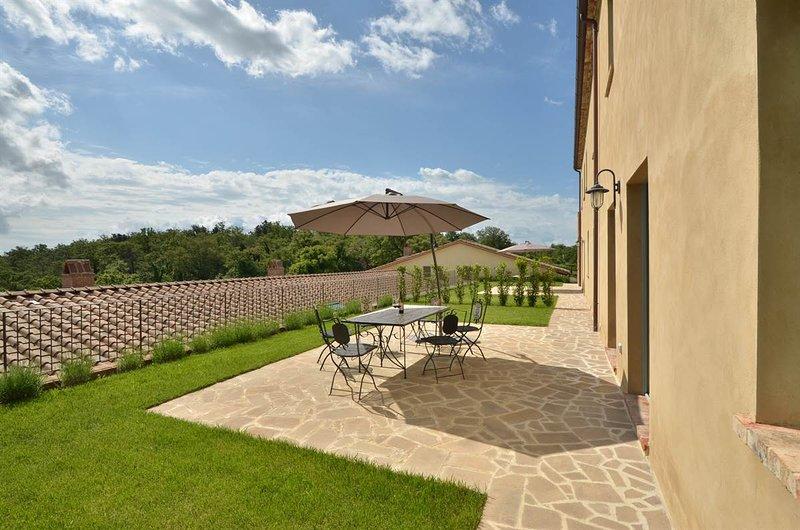 Olivo, vacation rental in Trequanda