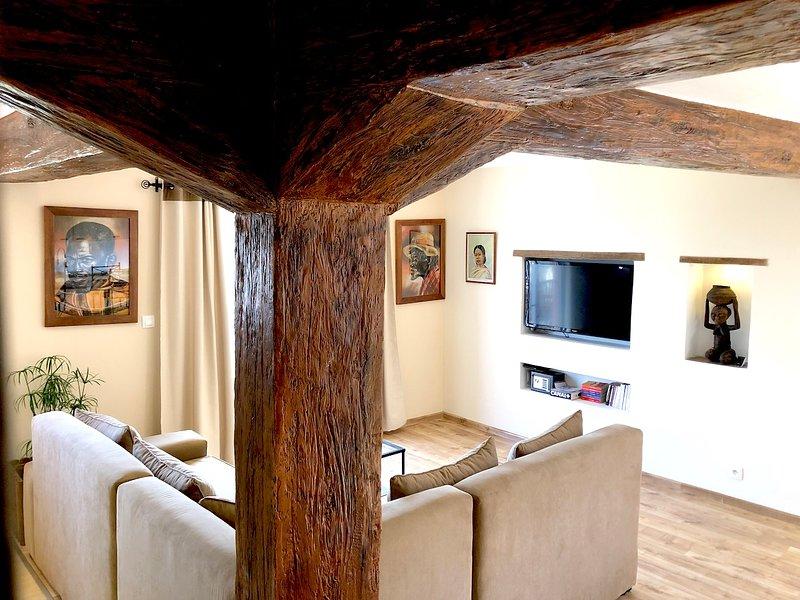 Studio meublé Nofylou 2 en centre ville, vacation rental in Ankerana