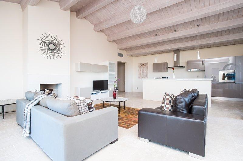 Falco, vacation rental in Trequanda
