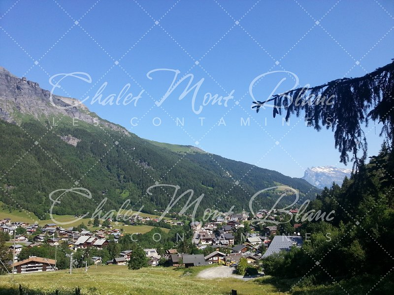 Chalet Mont Blanc, Les Contamines, France, holiday rental in Les Contamines-Montjoie