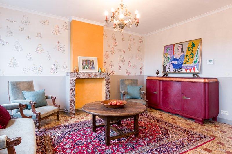 Vakantiehuis Meerse/Buzzard & Heron, holiday rental in Kluisbergen-Ruien