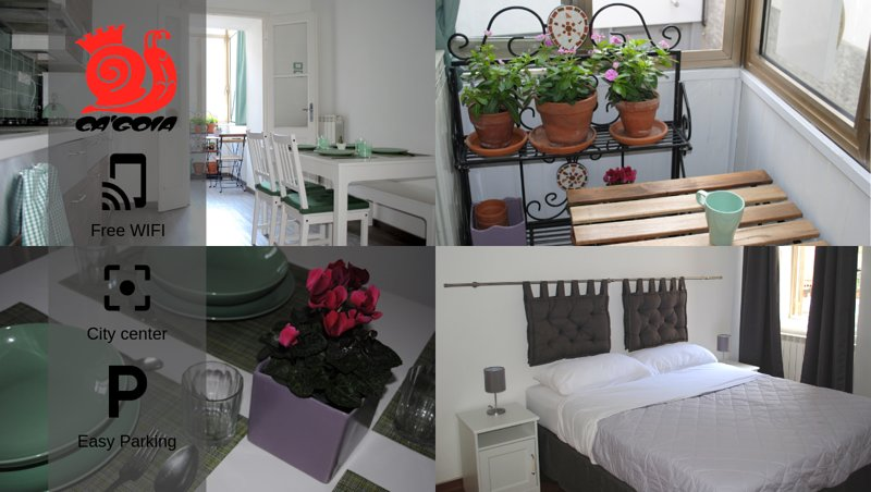 Ca' Goia, holiday rental in Trieste