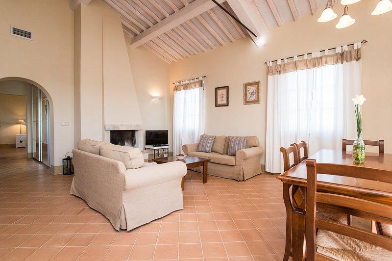 Quercia, holiday rental in Petroio