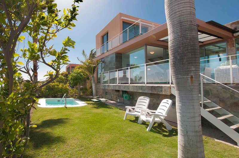 Villa with private pool Salobre Villas X, holiday rental in El Salobre