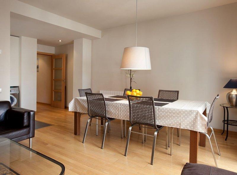 Marbella 8 Apartment, vacation rental in Sant Adria de Besos