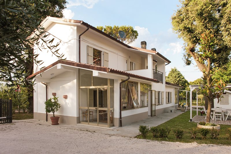 Casa Ferruccio, holiday rental in Borgo Pace