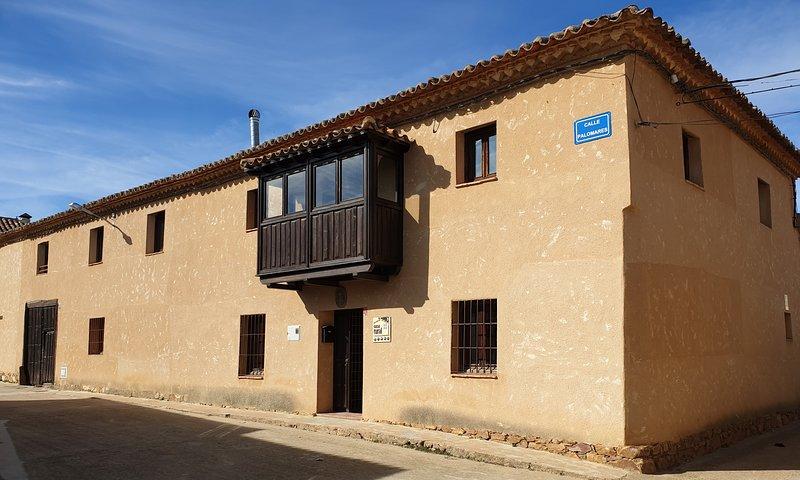 La casa de mi abuelo Tarsicio, aluguéis de temporada em Province of Zamora