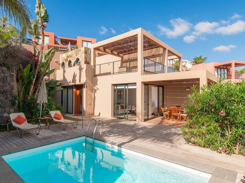 Salobre Golf Gran Canaria Terrazas 13, vacation rental in Montana La Data