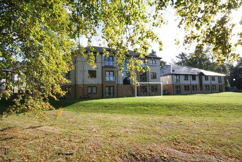 Hedgefield Apartment No41, location de vacances à Castletown