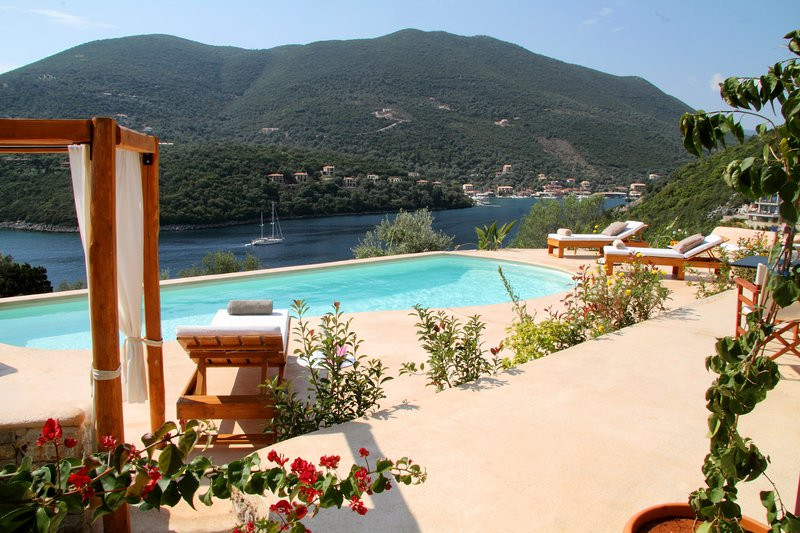 Sea Access - Luxury Amapola Villas - Phos, location de vacances à Sivota