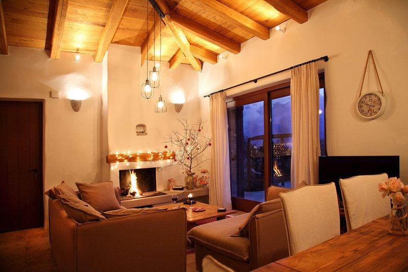 Winter Special Offer - Covid safe stay & Work - Amapola Villas - Villa Phos, location de vacances à Sivota