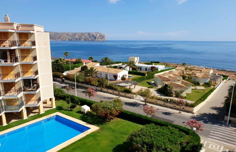 Cofisa Sea View Apartment, location de vacances à Javea