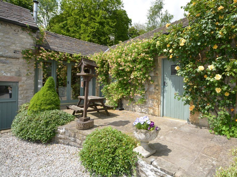 Maigold Cottage - in full bloom