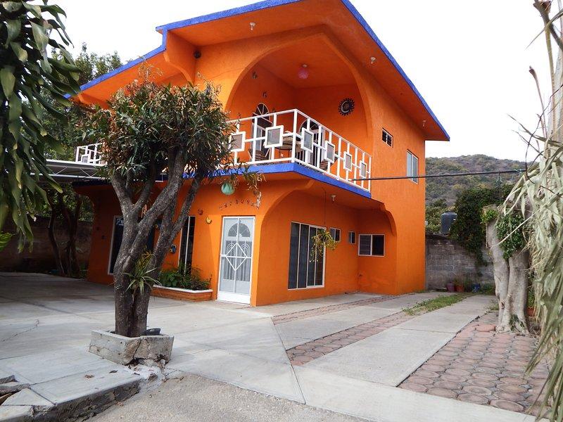 HOSTAL TEPOZTAL, holiday rental in Yautepec