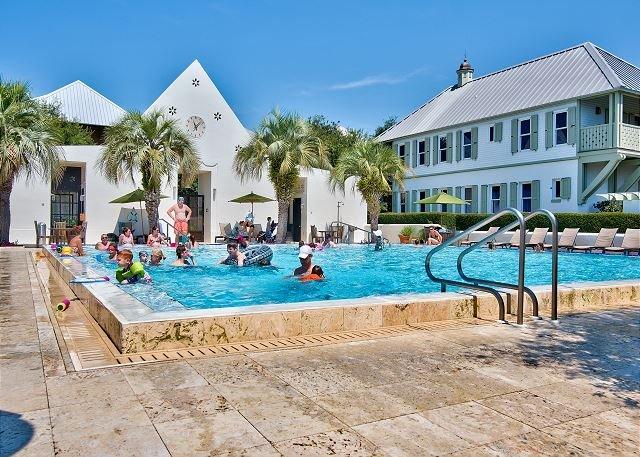 Famous Coquina Pool