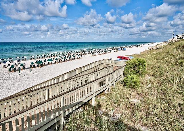 La spiaggia ti aspetta!