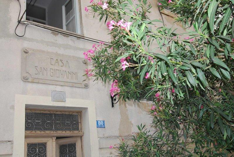 Two bedroom apartment Lovran, Opatija (A-14180-a), vacation rental in Lovran
